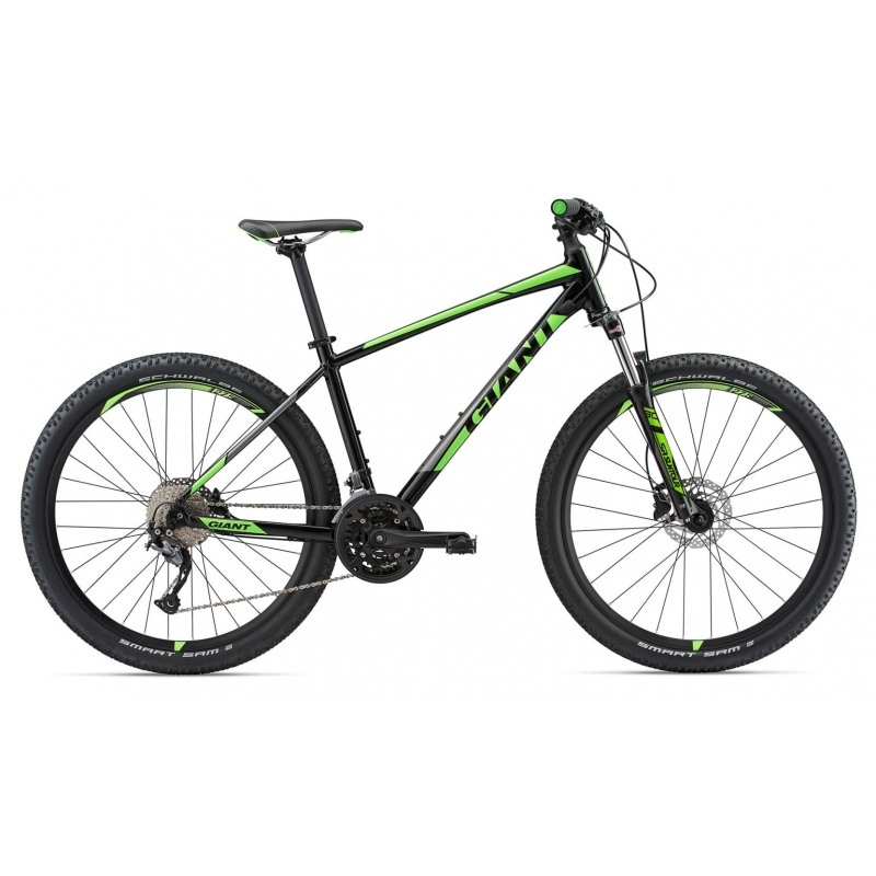 GIANT TALON 3 GE BLACK 2018