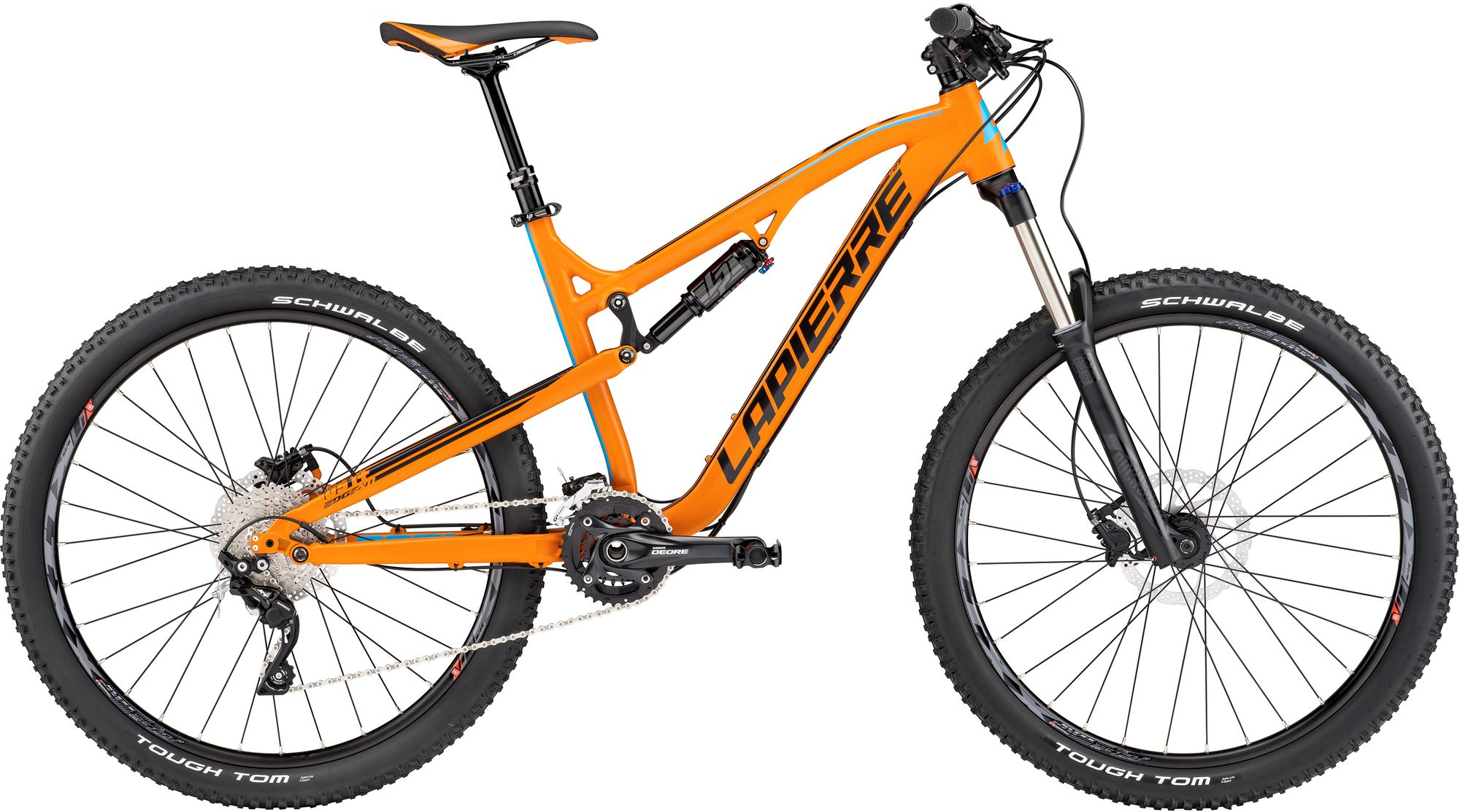VTT Lapierre Edge AM 527 2017