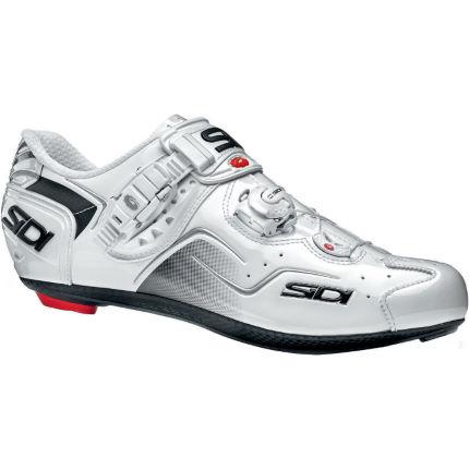 Sidi Kaos Road Shoes Cycling Shoes White White 2019 SIKAOSBIBI40