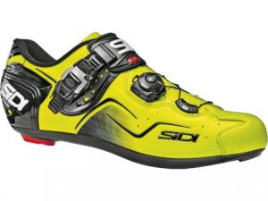 Sidi Kaos Road Shoes Cycling Shoes Yellow Fluo 2019 SIKAOSGIFL38
