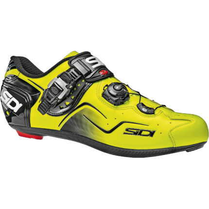 Sidi Kaos Road Shoes Cycling Shoes Yellow Fluo 2019 SIKAOSGIFL38