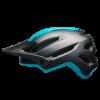 bell 4forty mtb helmet matte gloss gunmetal tropic l