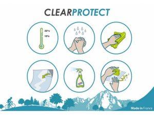 protections de cadre dh taille xl