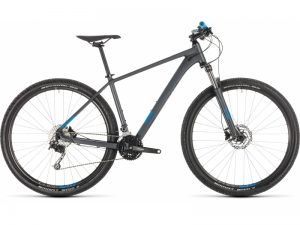 vtt cube aim sl iridium n blue 275 2019