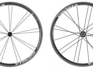 roues carbone corima 32 mm ws boyaux 1