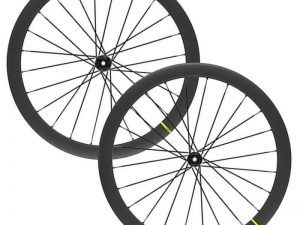 roues velo route carbone mavic cosmic sl 45 disc 2021