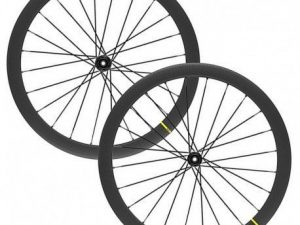 roues velo route carbone mavic cosmic slr 45 disc 2021
