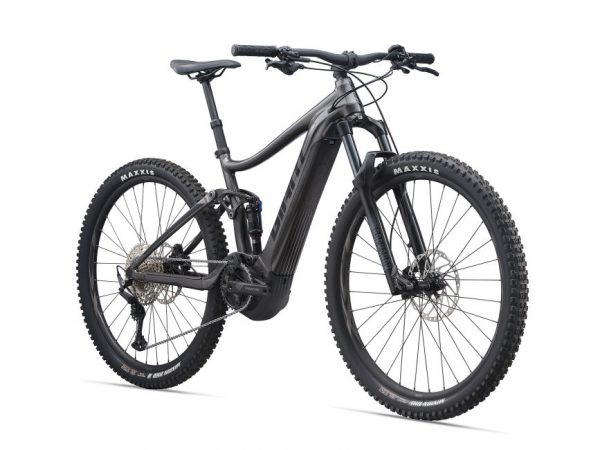 MY21StanceE1Pro29 ColorAMetallicBlack front